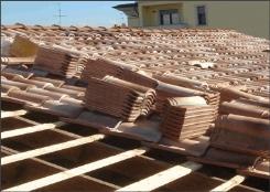 rifacimento listellatura in legno